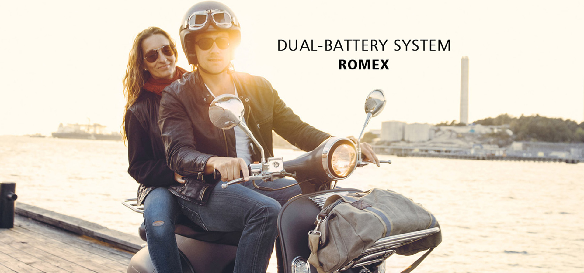 Romex EEC electric Scooter with lithium battery , OEM is ok .
